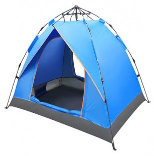 Double deck Camping tent