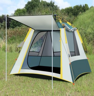 Four sides camping tent