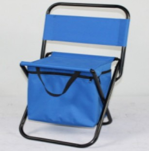 Chair with bag