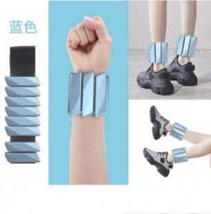 Running weight-bearing sandbag strap
